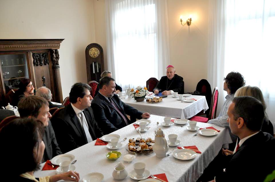 Spotkanie z Radą Parafialną - wizytacja kanoniczna