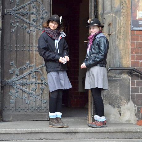ZHR w katedrze