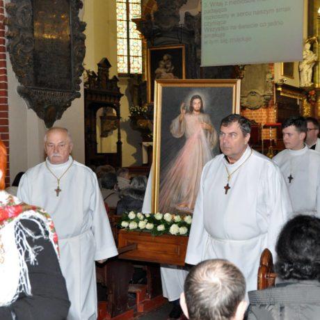 O Miłosierdziu w katedrze