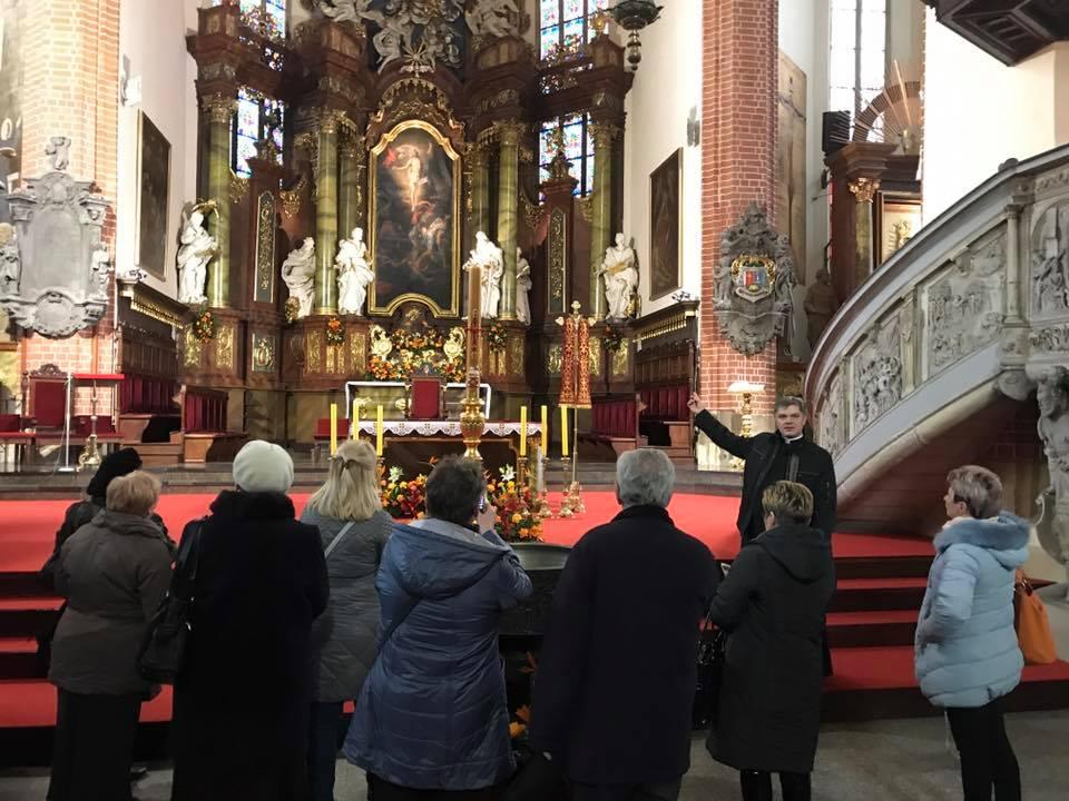 Pielgrzymi z diecezji świdnickiej