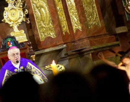 Liturgia Godzin przy Grobie Pańskim