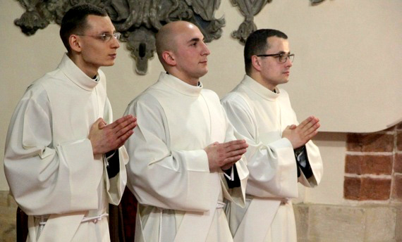 Mamy trzech nowych prezbiterów