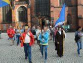Wyruszyła z katedry piesza pielgrzymka do Krzeszowa