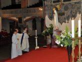 Parafia zatopiona w Niepokalanym Sercu Maryi
