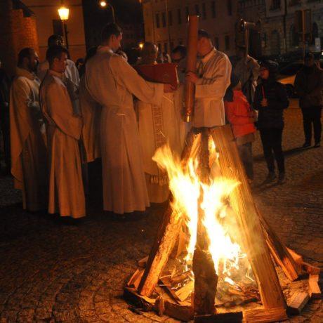Święte Triduum Paschalne w katedrze