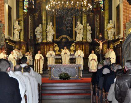 Jubileusz 25-lecia Wyższego Seminarium Duchownego