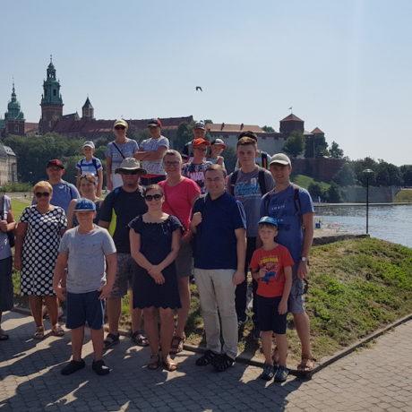 Wakacyjny wyjazd Służby Liturgicznej i rodziców