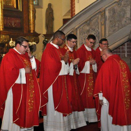 Wigilia uroczystości św. Apostołów Piotra i Pawła