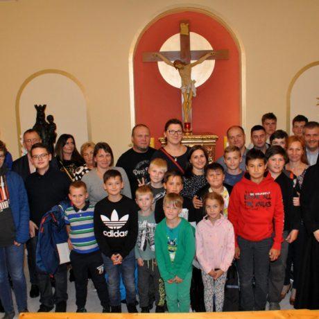 Spotkanie Służby Liturgicznej i Rodziców