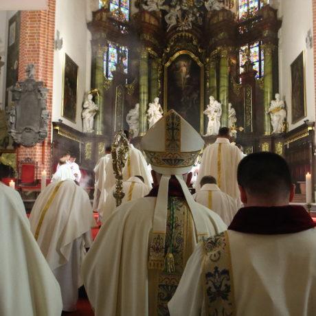 677. rocznica poświęcenia katedry