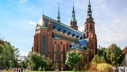 677. rocznica poświęcenia katedry legnickiej