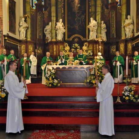 Nuncjusz Apostolski w Polsce w katedrze legnickiej