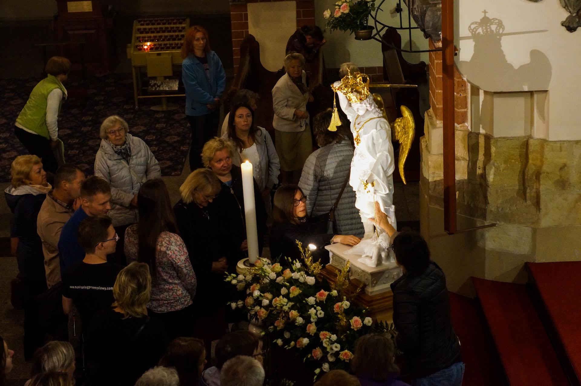 Orędownictwo św. Michała Archanioła