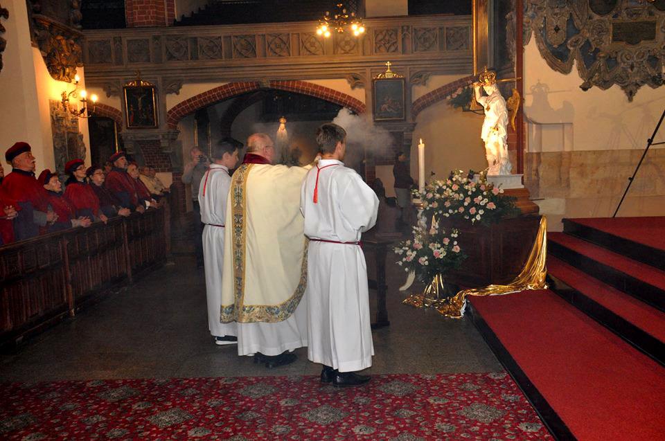 Zakończenie peregrynacji figury św. Michała Archanioła [FILM]