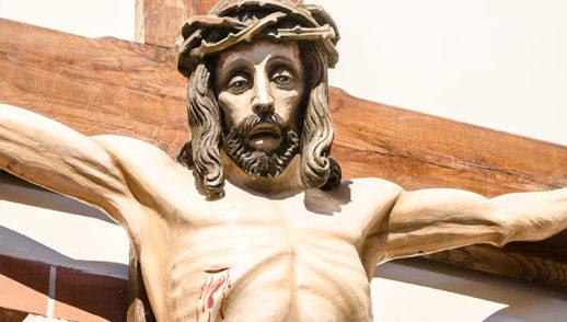 Król bezbronnych - Uroczystość Jezusa Chrystusa, Króla Wszechświata