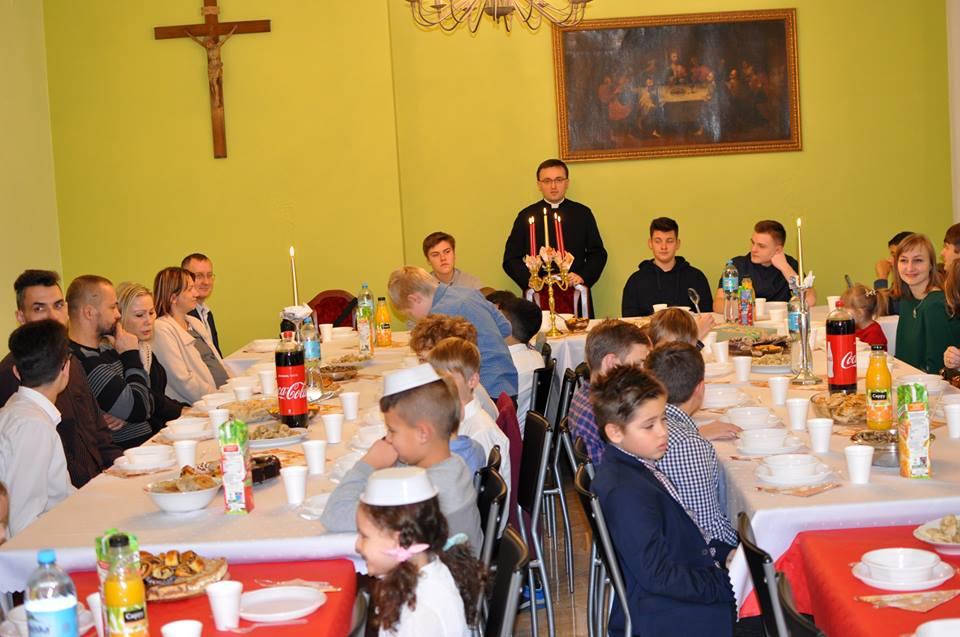 Spotkanie przedświąteczne Służby Liturgicznej