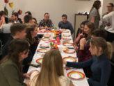 Spotkanie przedświąteczne młodzieży i studentów