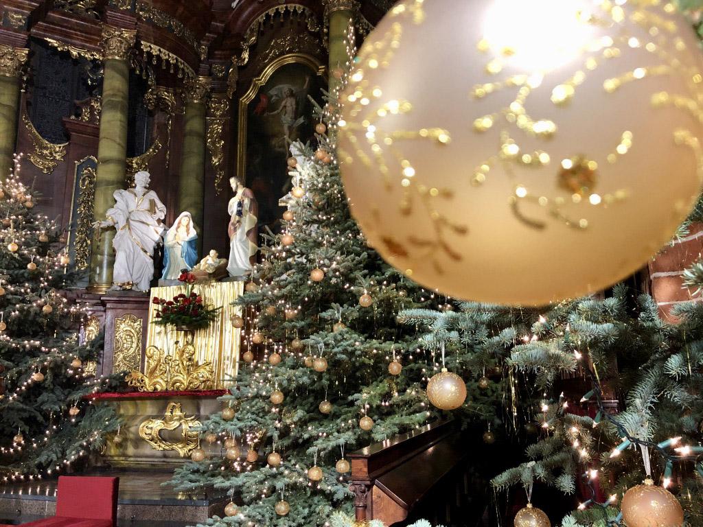 Ogłoszenia duszpasterskie na Uroczystość Narodzenia Pańskiego