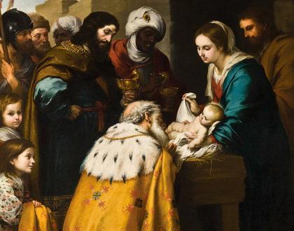 Ogłoszenia duszpasterskie na Uroczystość Objawienia Pańskiego