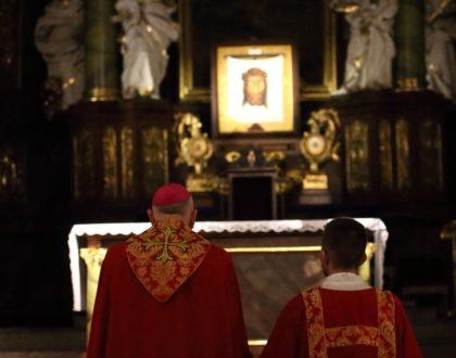 Modlitwa przebłagalna za grzechy wobec nieletnich [AUDIO]