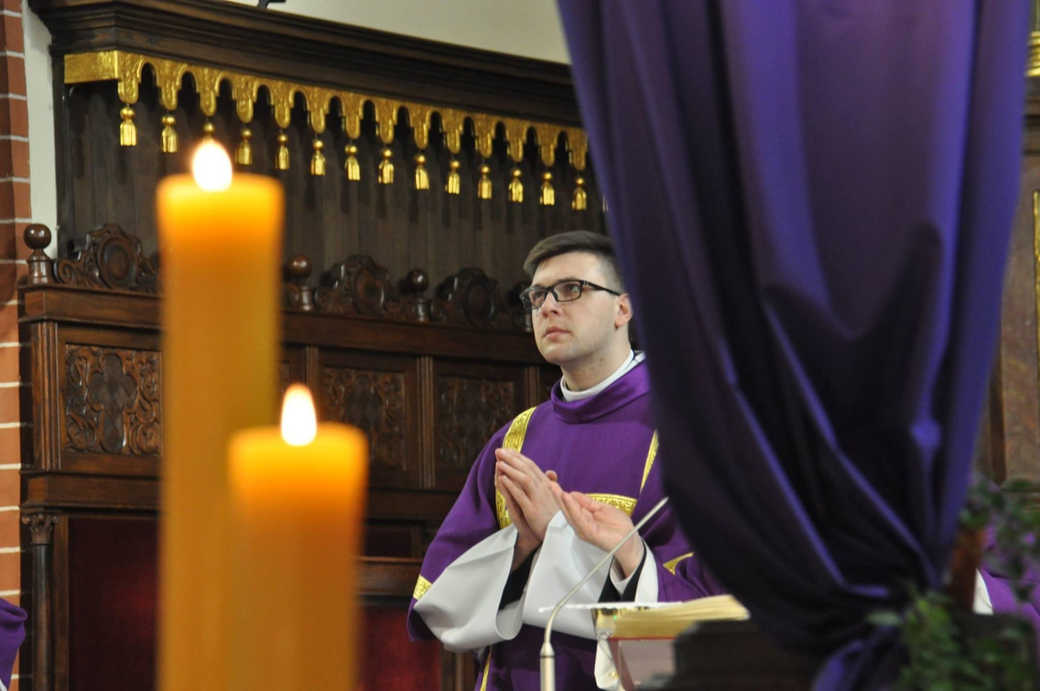 Dk. Mateusz Maleńczuk - nasz praktykant