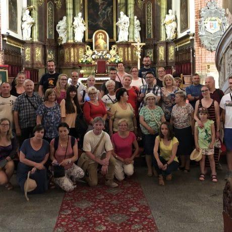 Chór Prymasowski w katedrze legnickiej