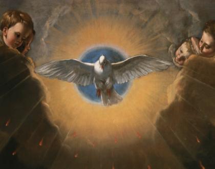 Ogłoszenia na uroczystość Zesłania Ducha Świętego