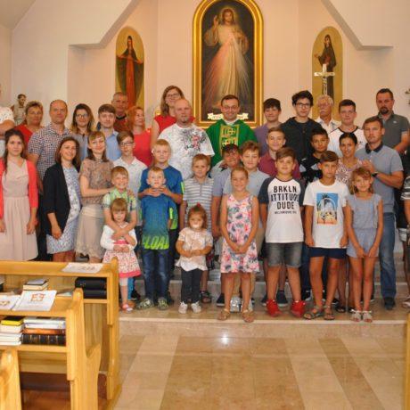 Wakacyjny wyjazd Służby Liturgicznej