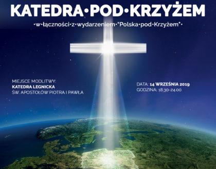 Katedra pod Krzyżem - plan modlitwy