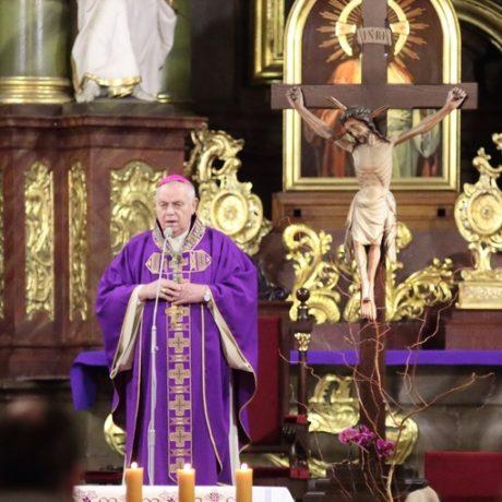 Modlitwa za grzechy przeciwko małoletnim