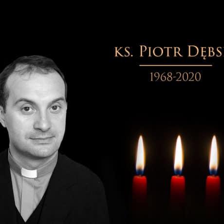 Zmarł ks. Piotr Dębski