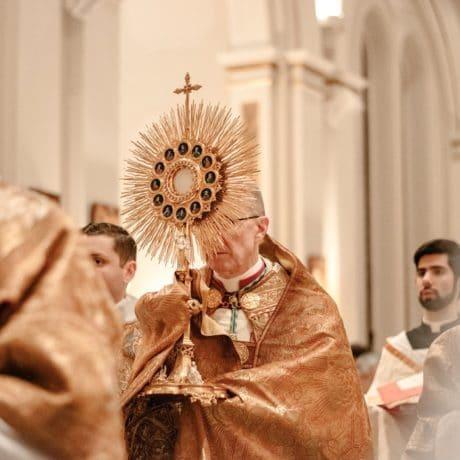 """""""Jezus na ulicach"""" parafii katedralnej"""