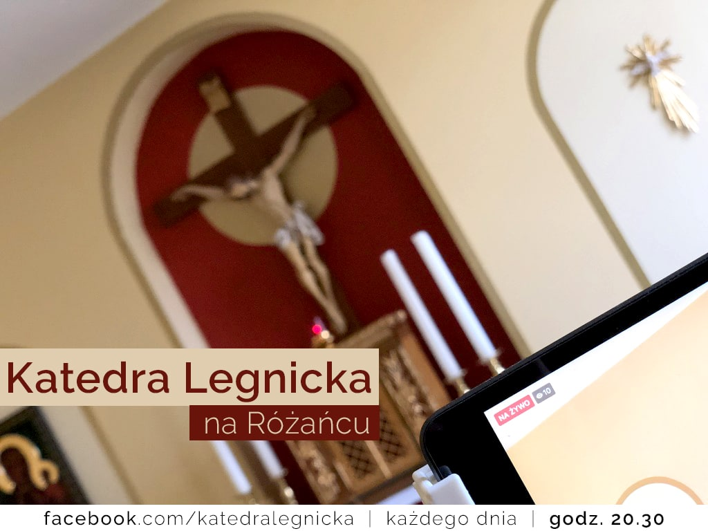 Katedra Legnicka na Różańcu