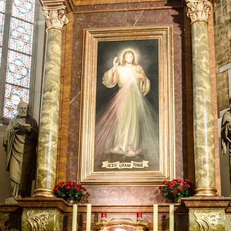Ogłoszenia na 2. Niedzielę Wielkanocną, czyli Miłosierdzia Bożego