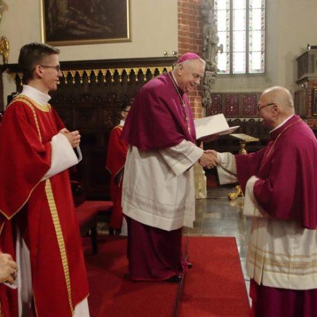 Odpust parafii katedralnej oraz nominacja Księdza Proboszcza