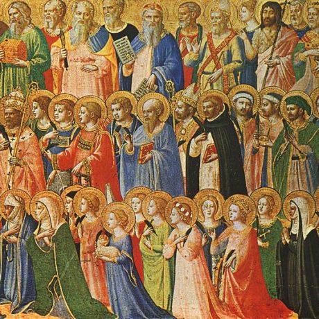 Ogłoszenia na uroczystość Wszystkich Świętych