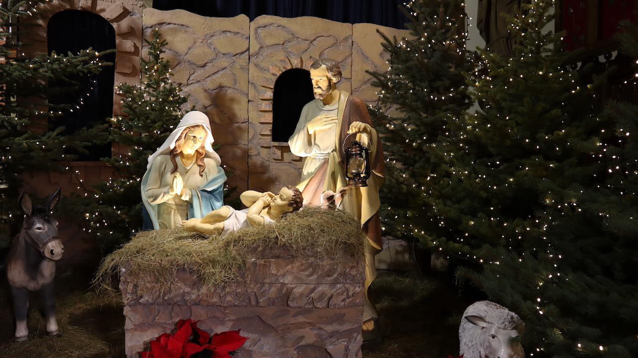 Ogłoszenia na uroczystość Narodzenia Pańskiego