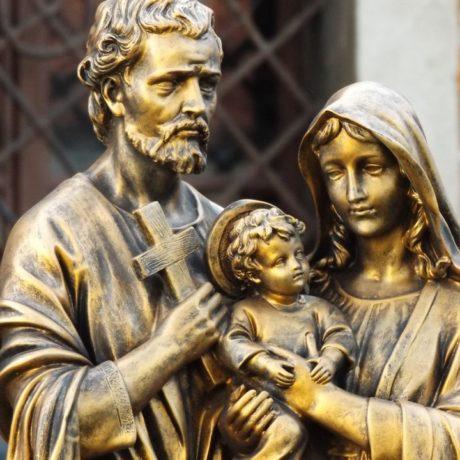 Ogłoszenia na Niedzielę Świętej Rodziny
