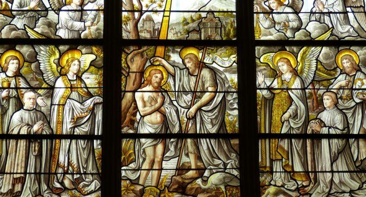 Ogłoszenia na Niedzielę Chrztu Pańskiego