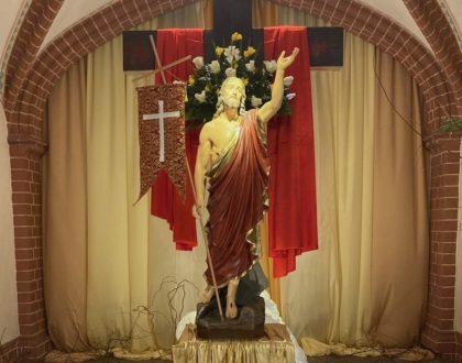 Ogłoszenia na Niedzielę Zmarwtchwstania Pańskiego