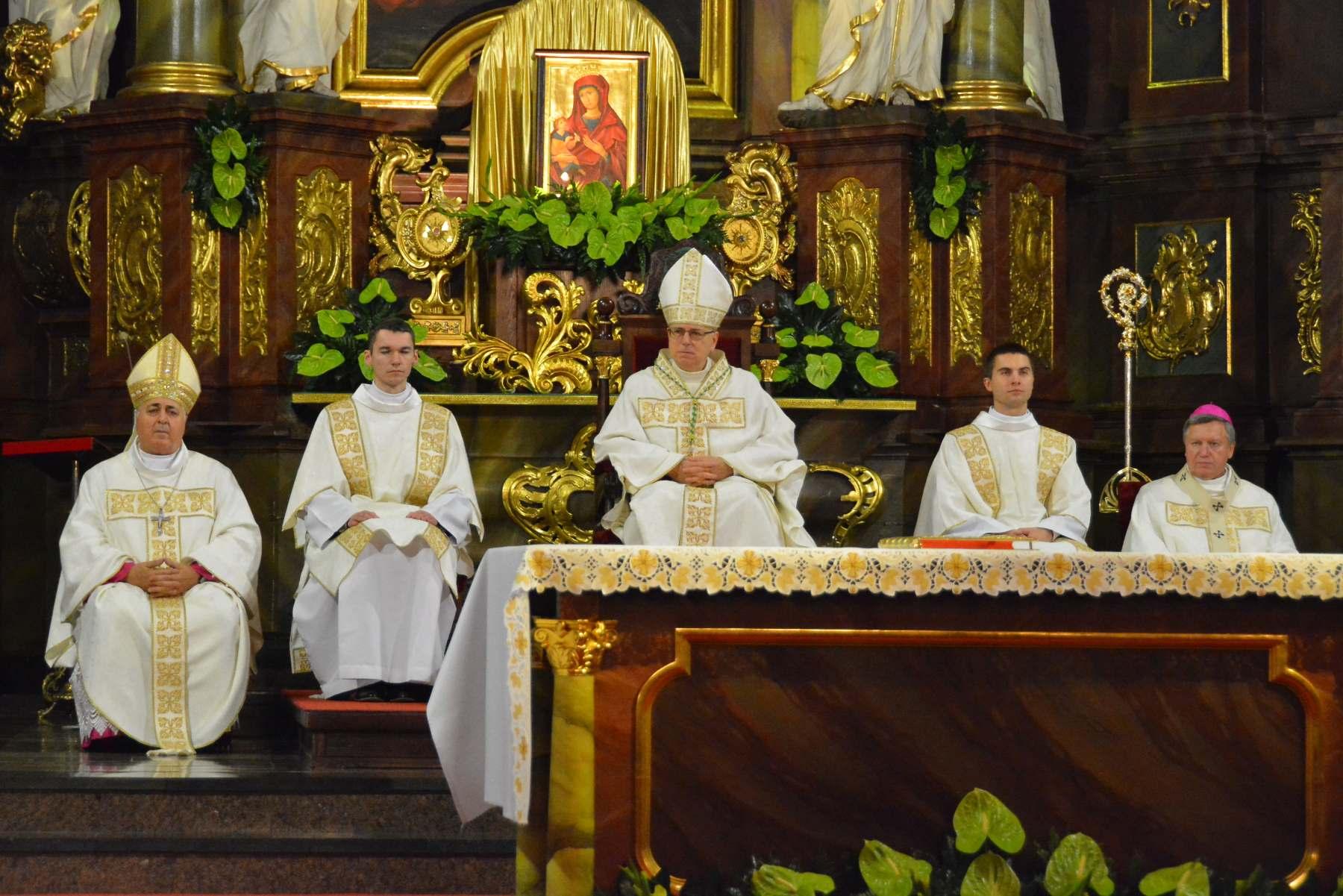 Ingres Biskupa Legnickiego Andrzeja Siemieniewskiego